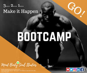 Fitness Boot Camp Summer Special