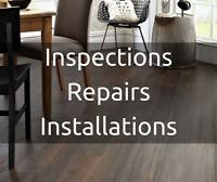 Certified Flooring Installer & Inspector