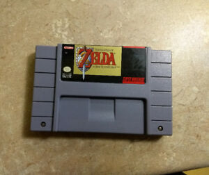 SNES Zelda a Link to the past