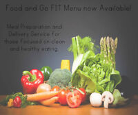 Food and GO - healthy meals delivered right to your door!