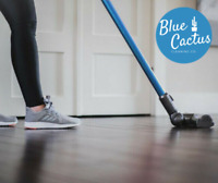 Need a Cleaner Home? Blue Cactus Cleaners can Help!