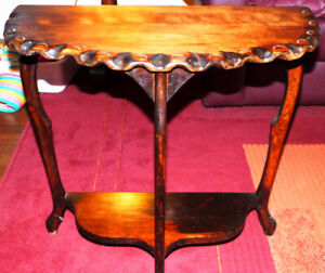 JUST REDUCED Beautiful Walnut Antique Table