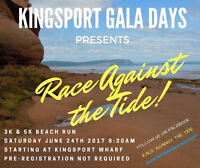 Race Against the Tide