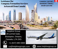 Company Formation Services in Kuwait from Canada