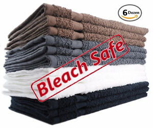 Salon Choice Black 16x27 absorbent cotton Towels($1.80 each) Kitchener / Waterloo Kitchener Area image 3