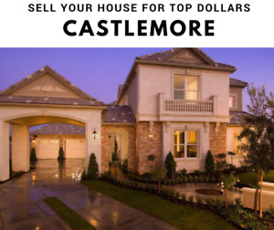 List your Castlemore Home for 1% !! 0 Hassle , Top Dollars