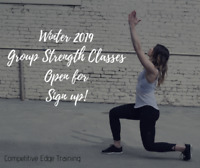 Ladies Strength training classes