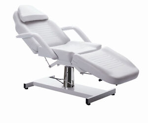 Looking for a hydraulic esthetician chair