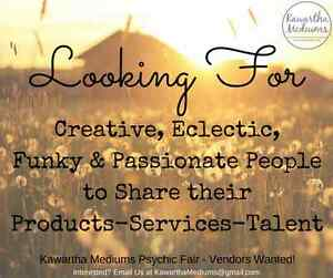VENDORS WANTED! For Summer Psychic Fair