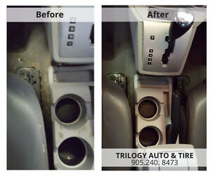 Luxurious auto detailing at affordable rates...call today