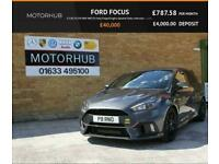 2017 P FORD FOCUS 2.3 RS 5D 509 BHP MR520 FULLY FORGED ENGINE UPRATED TURBO, INT