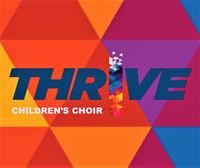 THR!VE Children's Choir - 3 days left!