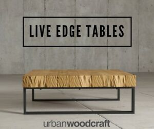 SHOWROOM SALE – MODERN RUSTIC COFFEE TABLES