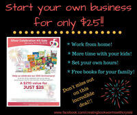 Work from Home with Usborne Books!!