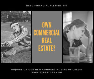 Commercial financing experts