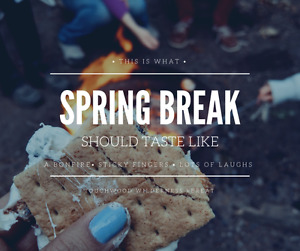 Go Wild For Spring Break!
