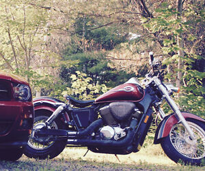 2002 Honda Shadow 750 Ace