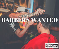 Busy Byward Market Salon looking for full-time Barber