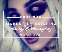 PROFESSIONAL MAKEUP ARTISTRY & HAIRSTYLING SERVICES