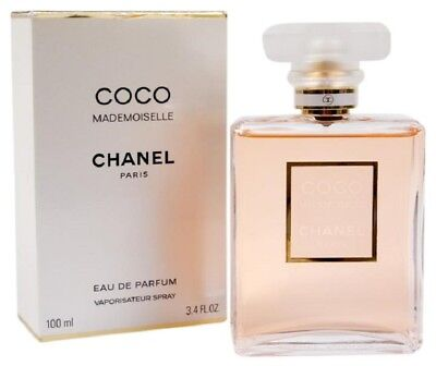 Chanel Coco Mademoiselle By Chanel 3 4 Oz Womens Eau De Parfum New   Sealed