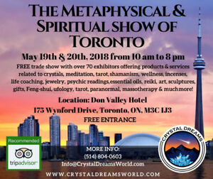 The Metaphysical & Spiritual expo
