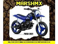 Yamaha PW50 2021 Model Uk Machine 6mth Warranty-Finance from 38/Mth