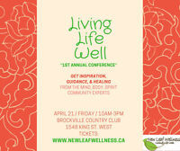 Living Life Well Conference