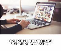 Free Photo Storage and Sharing Workshop June 21st
