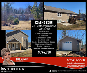 House for sale Lost Creek Beaverbank