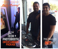 Audio-Visual Services & Rentals including Entertainment Packages