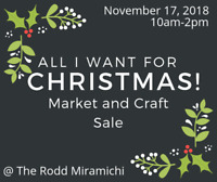 All I Want For Christmas Market & Craft Fair!