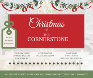 Christmas At The Cornerstone