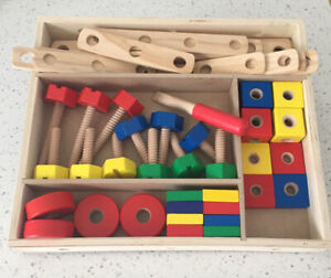 Jeu de construction Melissa & Doug
