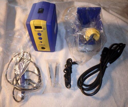 Hakko FT801-31 ESD-Safe Digital Thermal Wire Stripper, No Blades