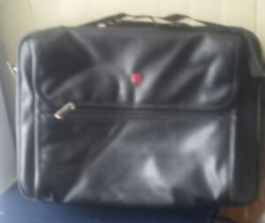 Carry-On Suitcase Combo Briefcase