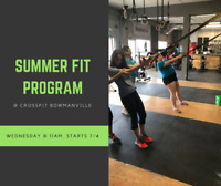 Summer Fit Program - for adults w/ Autism + family caregivers