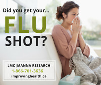 Did you get your Flu Vaccine?
