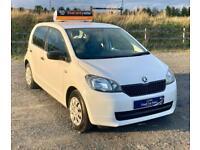 2013 Skoda Citigo 1.0 MPI S 5dr Hatchback Petrol Manual