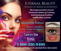 PERMANENT MAKEUP COURSE + Trip For Two JUNE PROMO