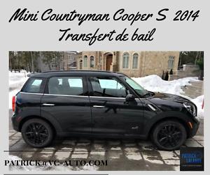 2014 MINI Cooper S Countryman