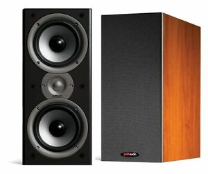 Polk Audio Monitor 40 Series II Speakers CHERRY  [NEW/PAIR]