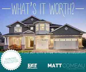 Have your home evaluated for free!