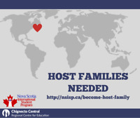 Homestay Families Needed
