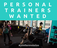 WANTED: Passionate, Ambitious, Personal Trainers