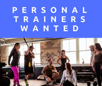 Ambitious Personal Trainers WANTED