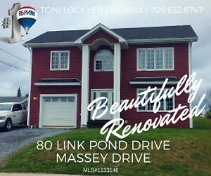 *RENOVATED* 80 Link Pond Dr. #MasseyDrive #ToniLockyer #Re/Max