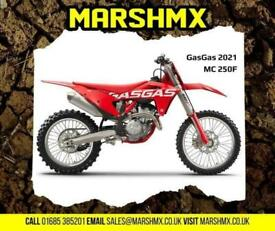 Gas Gas EC 250 F 2021 Model - Nil Deposit Finance Available from 171/Mth