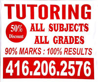 The Tutoring Place. 90% MARKS, 100% RESULTS