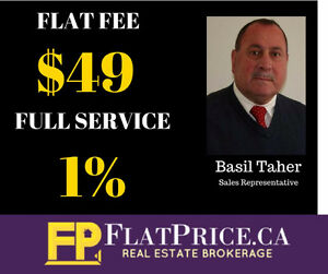 Looking to sell your property, list with us for just 1%