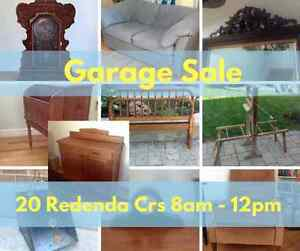 Garage Sale with Antiques for Collectors - 20 Redenda Cres